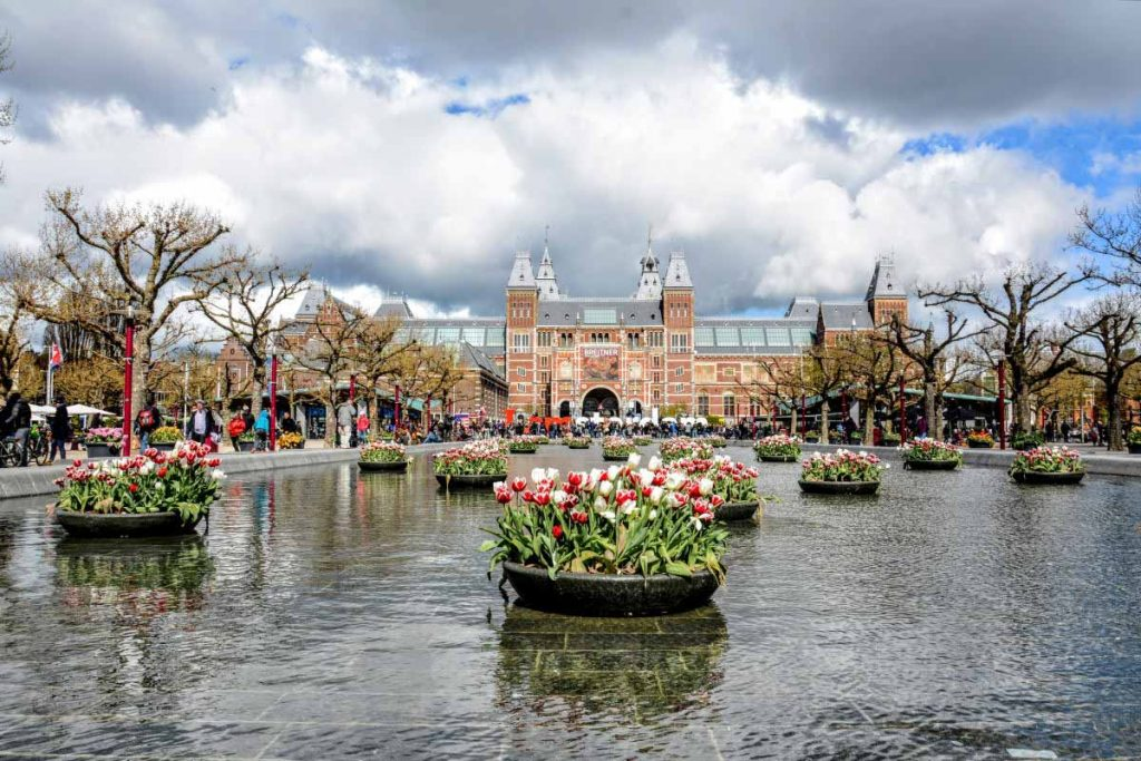 Amsterdam i am